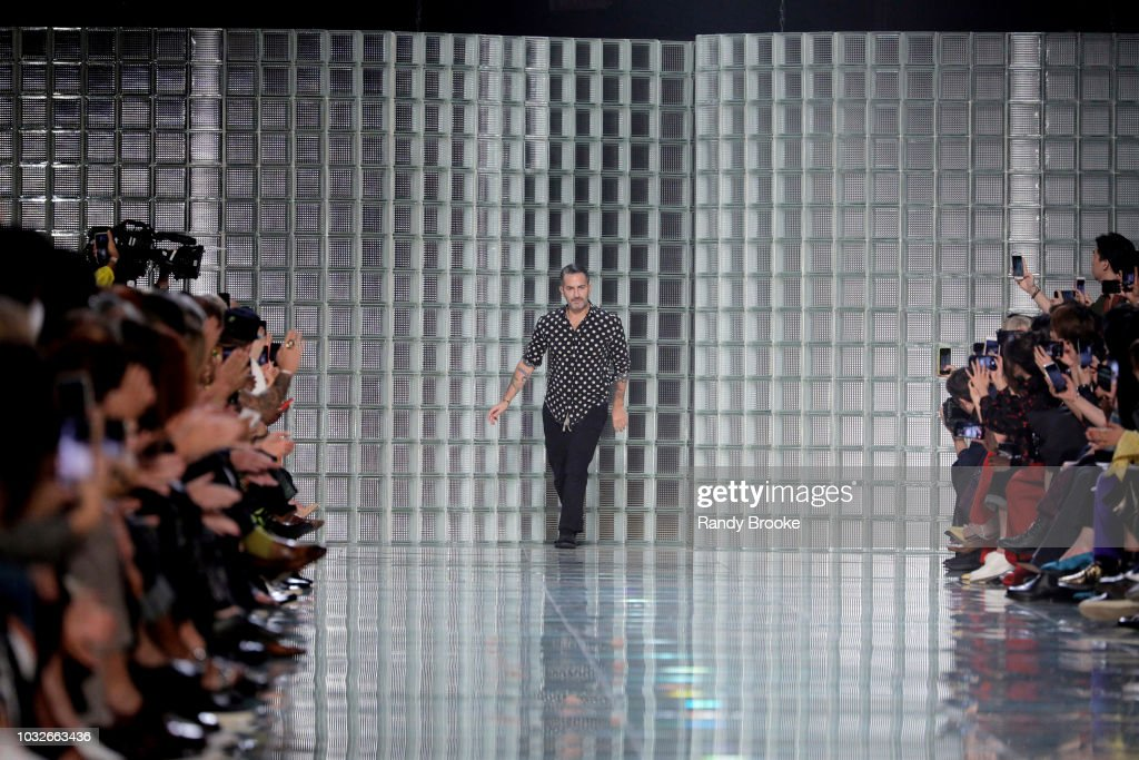 Marc Jacobs - Runway - September 2018 - New York Fashion Week