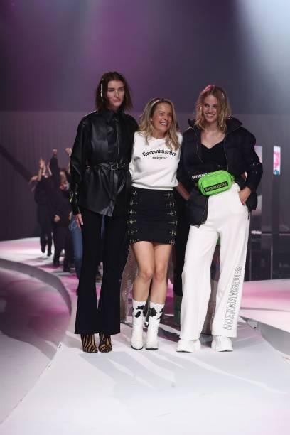 DEU: Hoermanseder X ABOUT YOU - ABOUT YOU Fashion Week Autumn/Winter 21