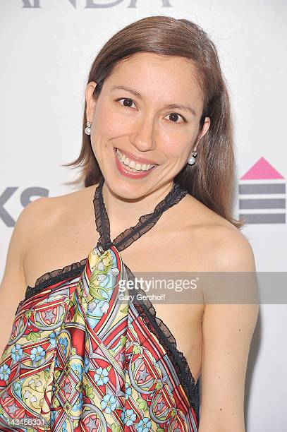Designer Marisol Deluna attends the Housing Works 8th Annual Design on a Dime Benefit at the Metropolitan Pavilion on April 26, 2012 in New York City.