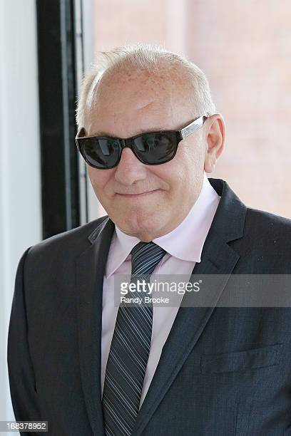 Designer Max Azria attends a luncheon honoring Max and Lubov Azria hosted  by the Academy Of dadcaa80b