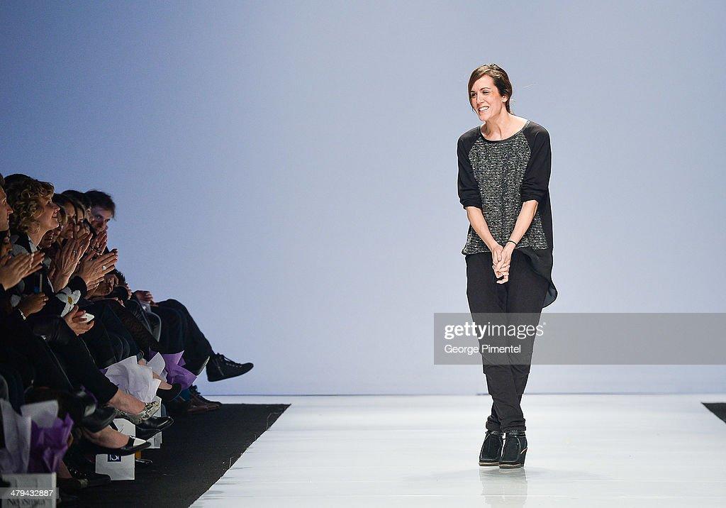 World MasterCard Fashion Week Fall 2014 Collections - Melissa Nepton