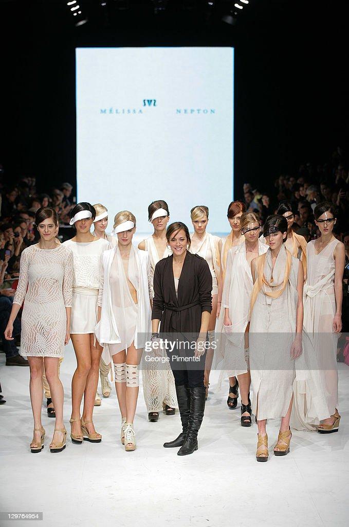 2011 LG Toronto Fashion Week Spring 2012 Collection -  Melissa Nepton - Runway