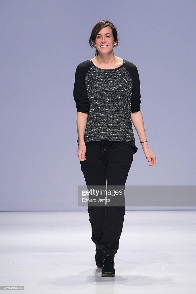 World MasterCard Fashion Week - Toronto - Day 2