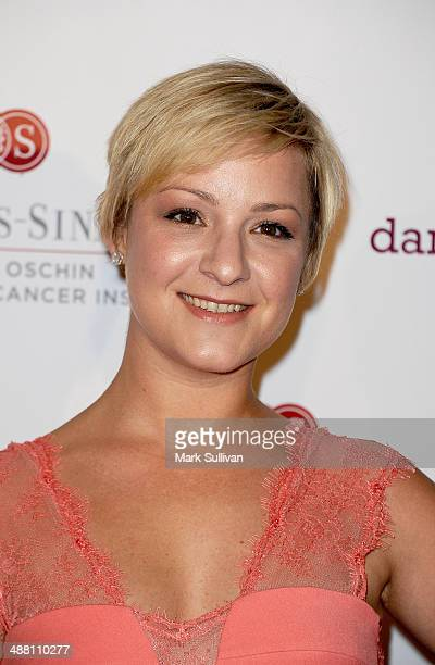 Designer Melissa Trn attends the 2nd Annual Dancing for NED Benefit at Unici Casa Gallery on May 3 2014 in Culver City California