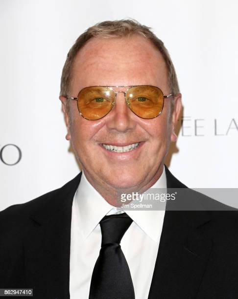 Designer Michael Kors attends the 2017 American Ballet Theatre Fall gala at David H Koch Theater at Lincoln Center on October 18 2017 in New York City