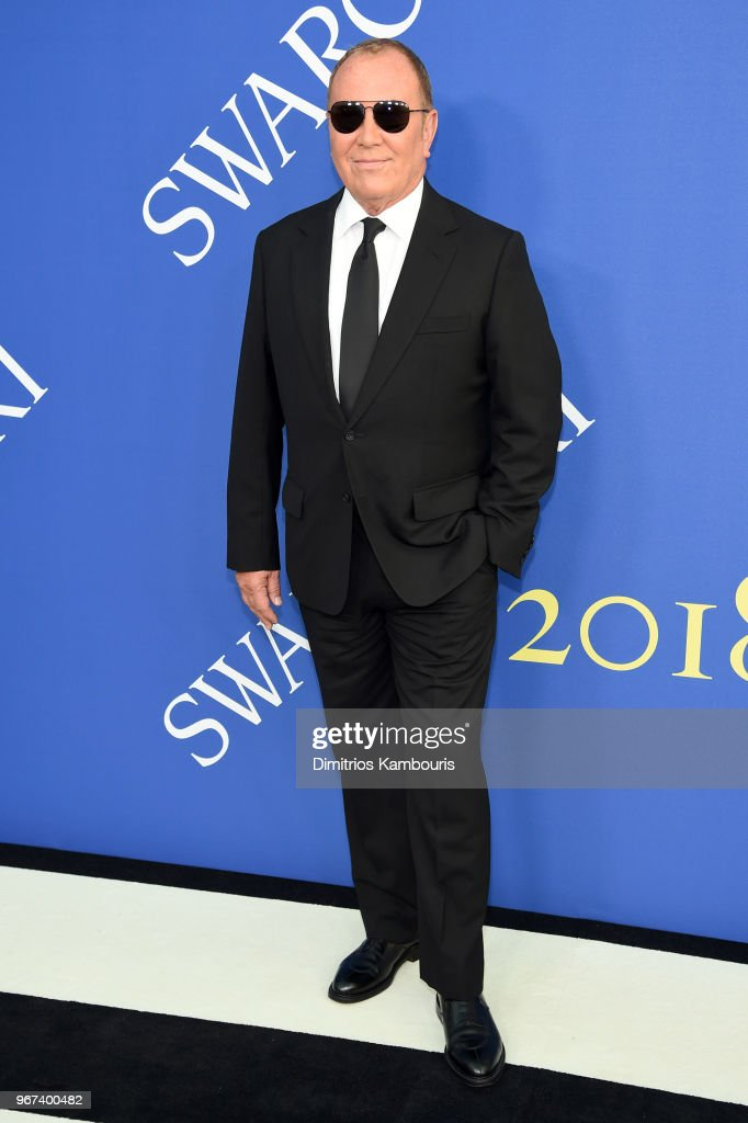 2018 CFDA Fashion Awards - Arrivals : News Photo