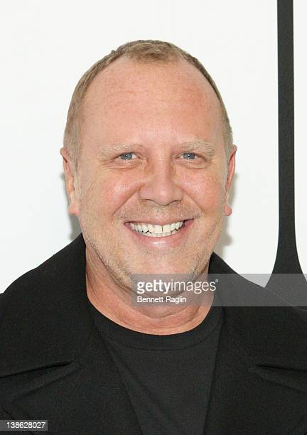 Designer Michael Kors attends the exhibition opening night gala for Impact 50 Years of the CFDA at The Fashion Institute of Technology on February 9...