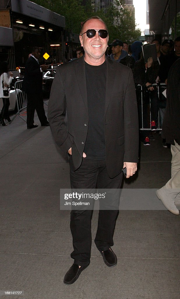 Designer Michael Kors attends 'The Great Gatsby' Special Screening at Museum of Modern Art on May 5, 2013 in New York City.