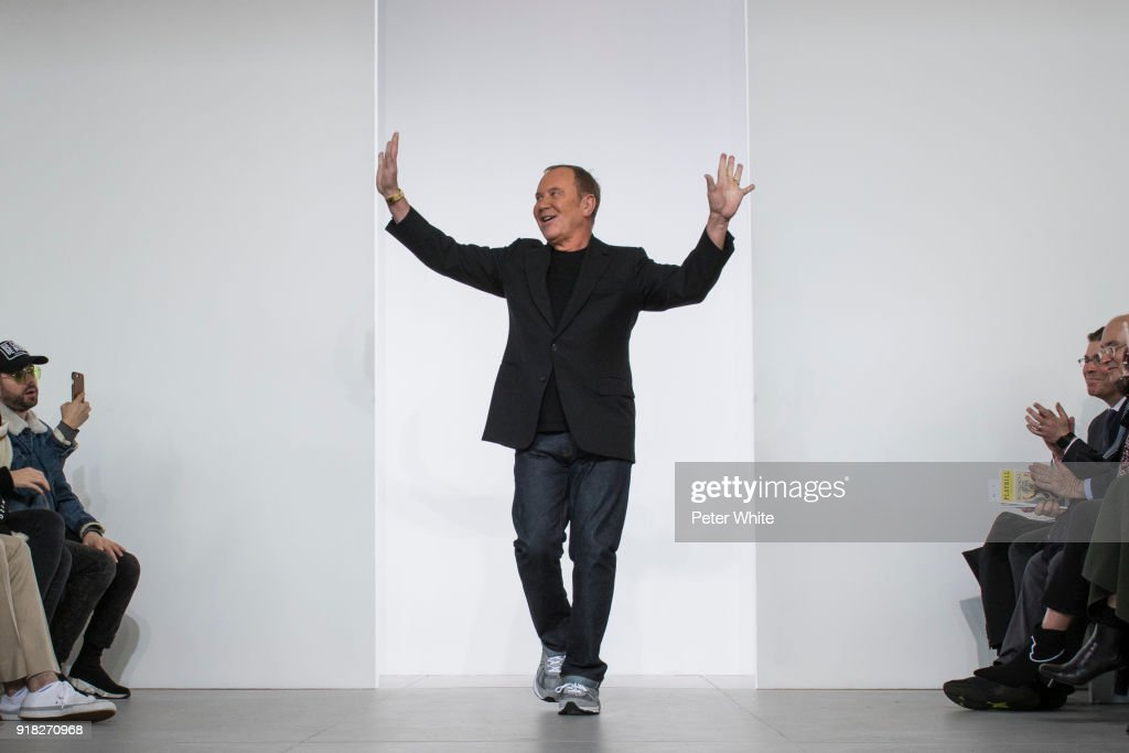 Michael Kors - Runway - February 2018 - New York Fashion Week : News Photo