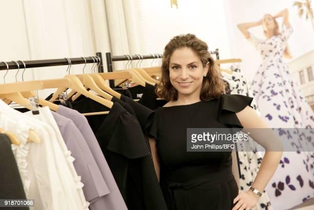 3ac5de8eb17 Designer Miriam Baker attends