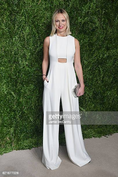 Designer Misha Nonoo attends 13th Annual CFDA/Vogue Fashion Fund Awards at Spring Studios on November 7 2016 in New York City