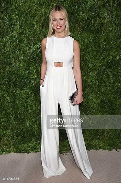 Designer Misha Nonoo attends 13th Annual CFDA/Vogue Fashion Fund Awards at Spring Studios on November 7 2016 in New York City