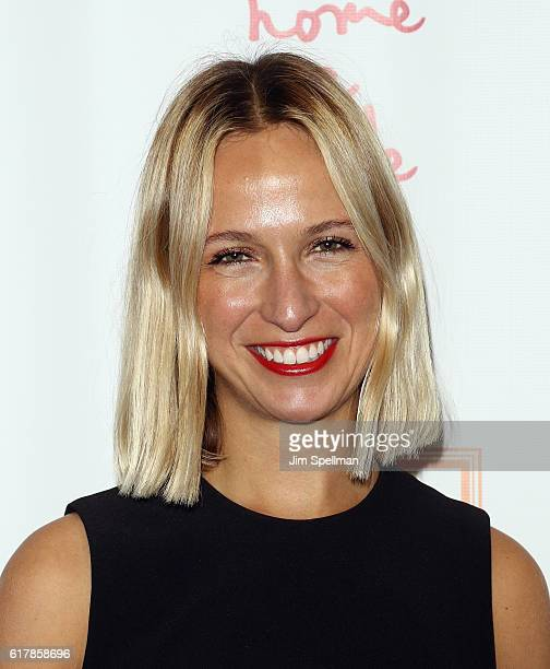 Designer Misha Nonoo attends the 2016 Take Home A Nude benefiting New York Academy of Art at Sotheby's on October 24 2016 in New York City