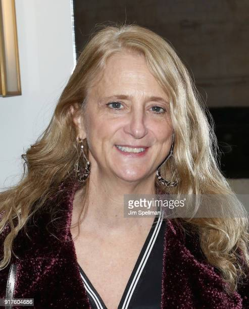 Designer Nanette Lepore attends the screening after party for 'The Party' hosted by Roadside Attractions and Great Point Media with The Cinema...