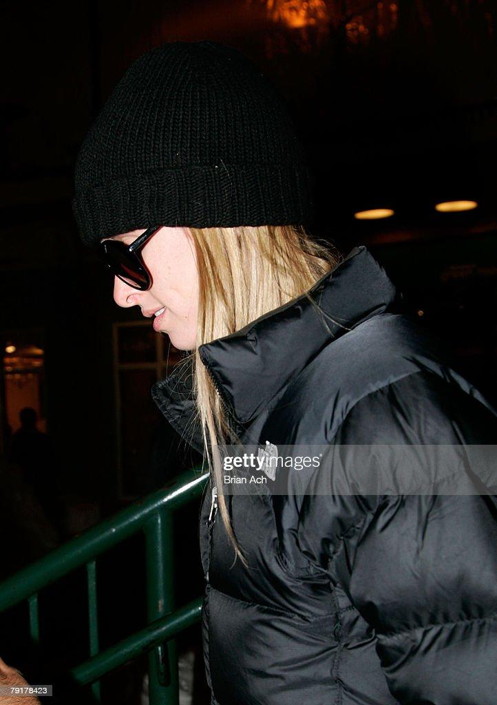 Designer Nicky Hilton seen around town at the 2008 Sundance Film Festival on January 20, 2008 in Park City, Utah.