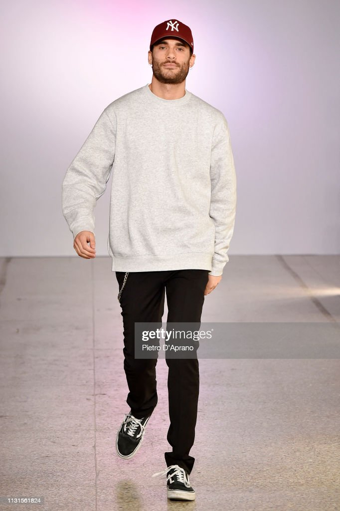 ITA: Brognano - Runway: Milan Fashion Week Autumn/Winter 2019/20