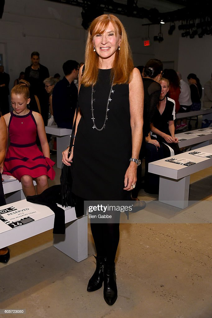 NY: RISD Apparel - Front Row - September 2016 - New York Fashion Week: The Shows