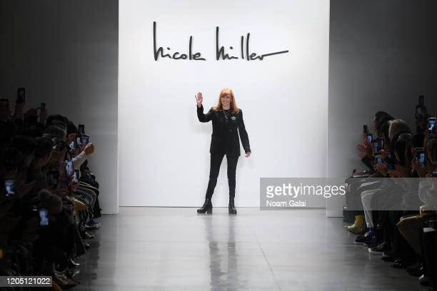 1 728 Nicole Miller Fashion Designer Photos And Premium High Res Pictures Getty Images