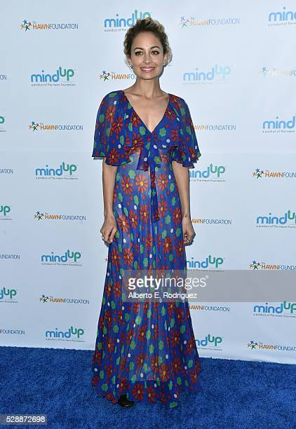 Designer Nicole Richie attends Goldie Hawn's Annual Goldie's Love In For Kids on May 06 2016 in Beverly Hills California