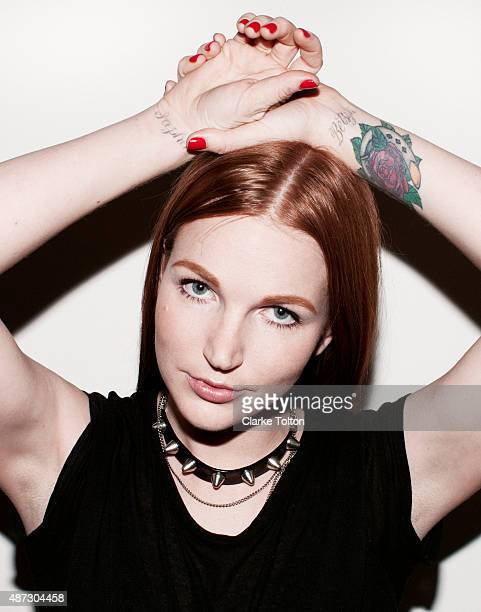 Designer of Odilon Stacey Clark is photographed for Refinery29 on March 23 2012 in Los Angeles California PUBLISHED IMAGE