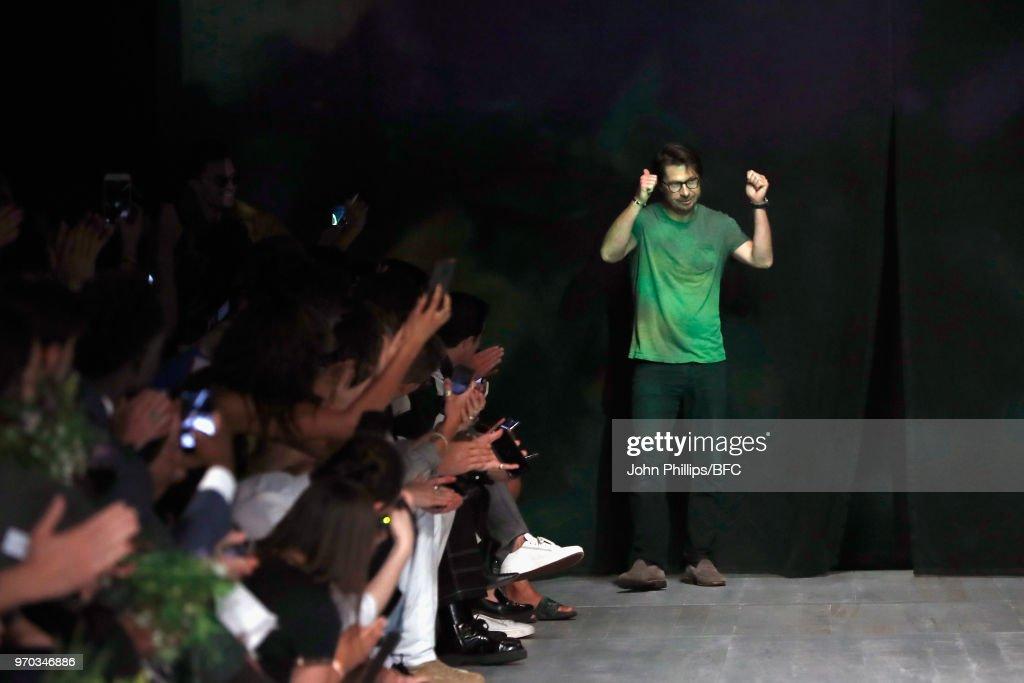 Oliver Spencer - Runway - LFWM June 2018 : ニュース写真