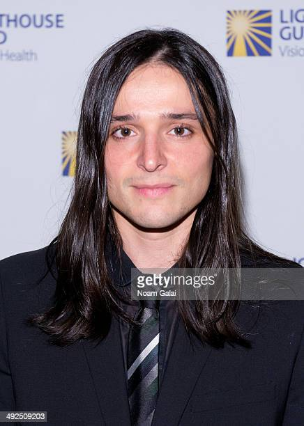 Designer Olivier Theyskens attends the 2014 POSH Affair at The Metropolitan Club on May 20, 2014 in New York City.