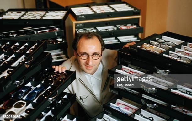Designer Optician Alain Mikli