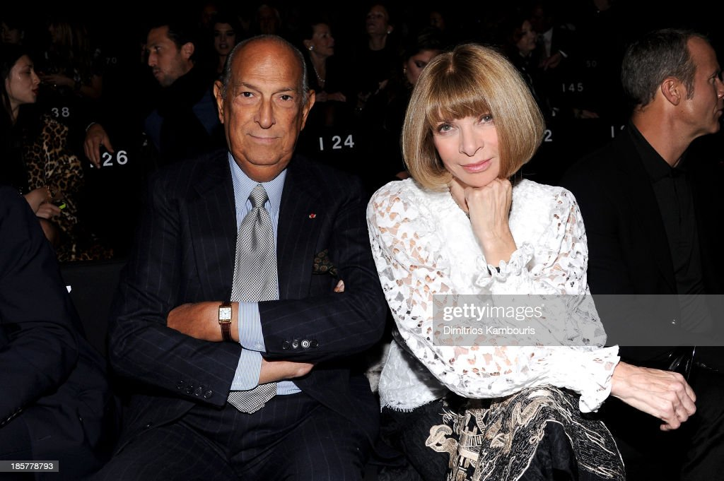 Giorgio Armani - One Night Only NYC - SuperPier - Front Row : News Photo