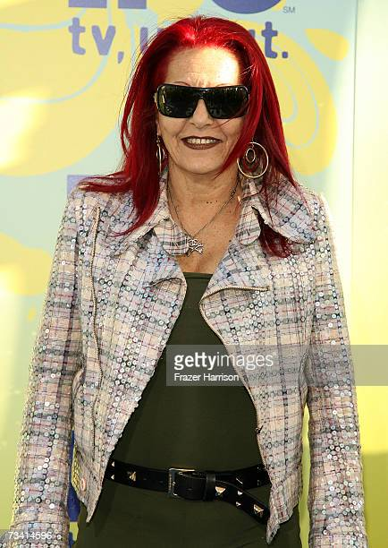 Designer Patricia Field attends the Independent Film Channel's 2007 Spirit Awards After Party held at Shutters on the Beach on February 24 2007 in...