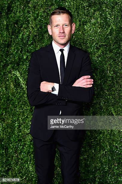 Designer Paul Andrew attends 13th Annual CFDA/Vogue Fashion Fund Awards at Spring Studios on November 7 2016 in New York City