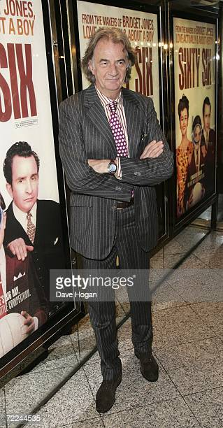 Designer Paul Smith arrives at the UK Premiere of 'Sixty Six' at Empire Cinema Leicester Square on October 23 2006 in London England