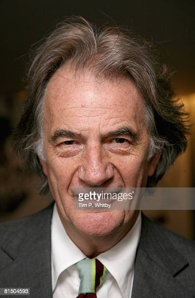 Designer Paul Smith attends the 'My Most Treasured' exhibition at Browns during the Private View on June 9 2008 in London England The exhibition...