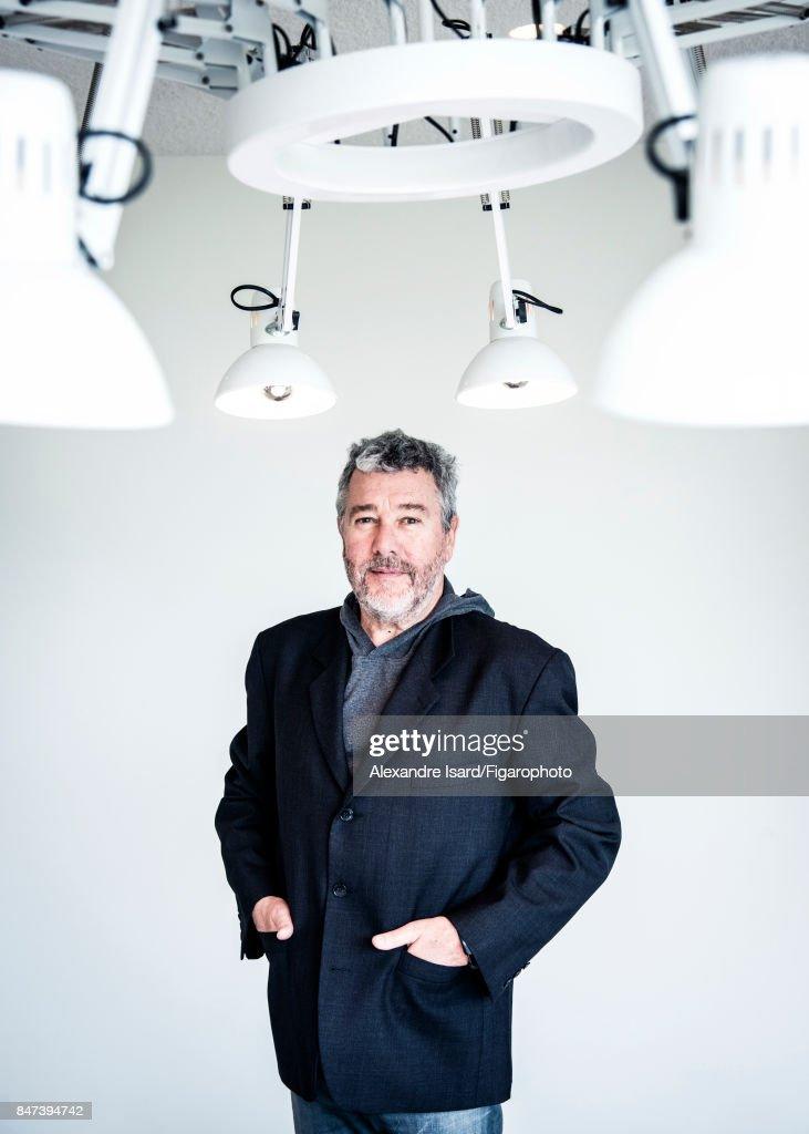 Philippe Starck, Madame Figaro, August 25, 2017