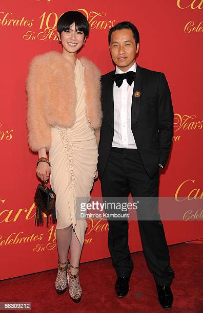 Designer Phillip Lim attends the Cartier 100th Anniversary in America Celebration at Cartier Fifth Avenue Mansion on April 30, 2009 in New York City.