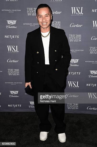 Designer Phillip Lim attends the WSJ Magazine 2016 Innovator Awards at Museum of Modern Art on November 2, 2016 in New York City.