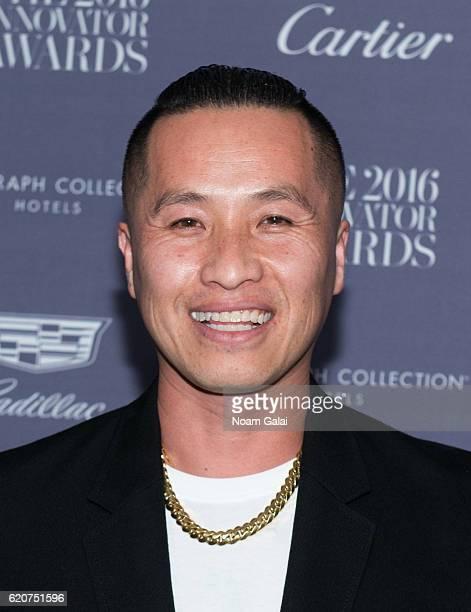 Designer Phillip Lim attends the WSJ Magazine Innovator Awards at Museum of Modern Art on November 2, 2016 in New York City.