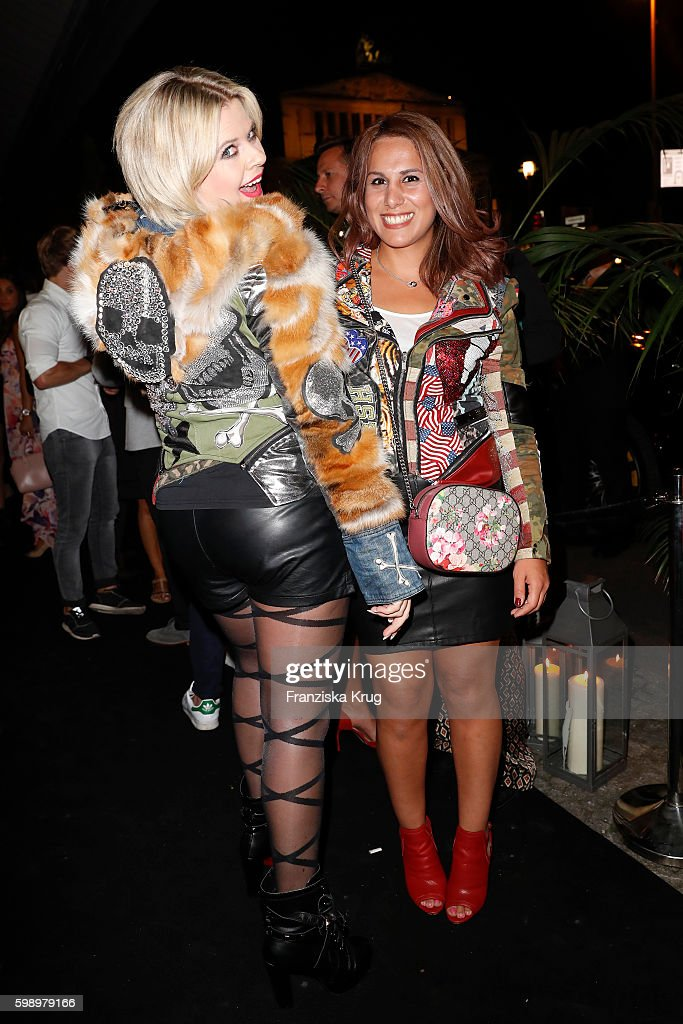 Designer Pia Bolte And Tugba Wolf Attend The True Berlin By Shan News Photo Getty Images