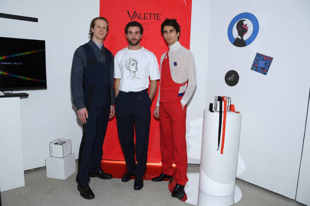 FRA: VALETTE Studio : Presentation - Paris Fashion Week - Menswear F/W 2021-2022