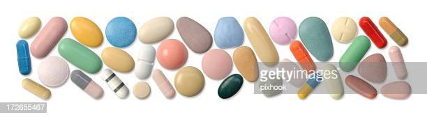 pastillas de diseñador - viagra fotografías e imágenes de stock