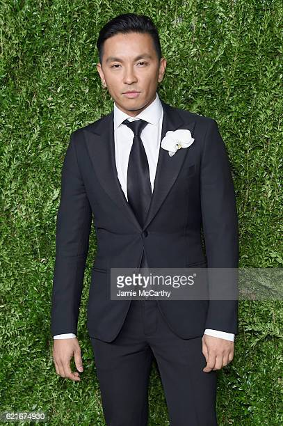 Designer Prabal Gurung attends 13th Annual CFDA/Vogue Fashion Fund Awards at Spring Studios on November 7 2016 in New York City