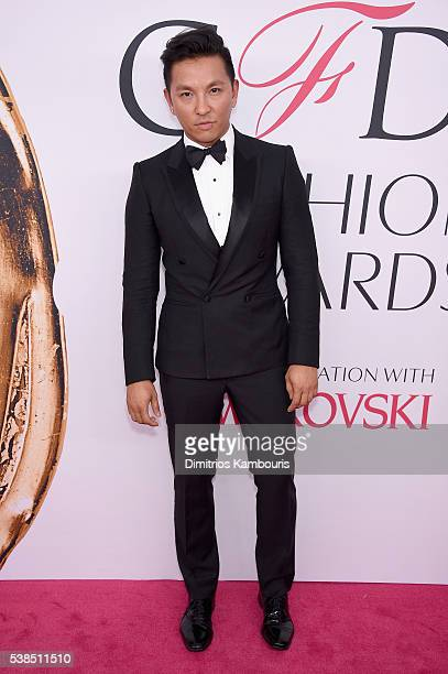 Designer Prabal Gurung attends the 2016 CFDA Fashion Awards at the Hammerstein Ballroom on June 6, 2016 in New York City.