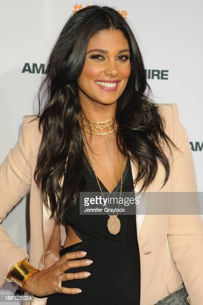 Designer Rachel Roy attends EPIX premiere of Amar'e Stoudemire IN THE MOMENT on April 18 2013 in New York City