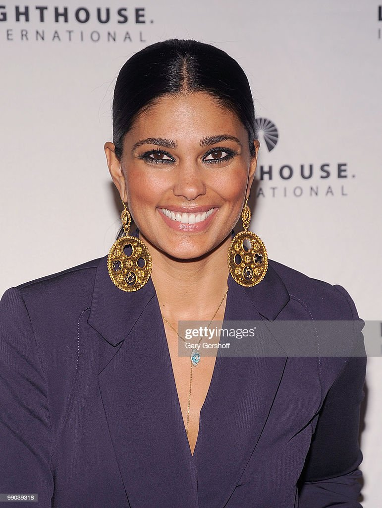Designer Rachel Roy attends Lighthouse International's A Posh Affair gala at The Oak Room on May 11, 2010 in New York City.