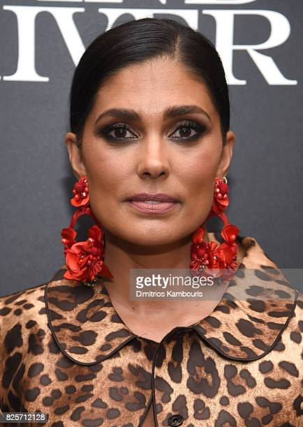 Designer Rachel Roy attends the Screening Of Wind River at The Museum of Modern Art on August 2 2017 in New York City