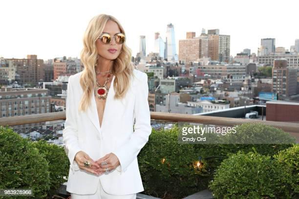 Designer Rachel Zoe attends as Brides and Rachel Zoe celebrate Rachel Zoe's Bridal launch on June 25 2018 in New York City