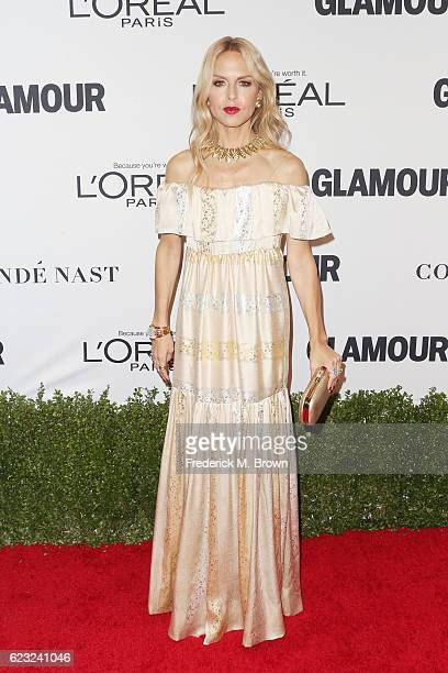 Designer Rachel Zoe attends Glamour Women Of The Year 2016 at NeueHouse Hollywood on November 14 2016 in Los Angeles California