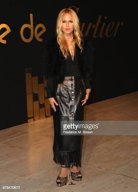 Designer Rachel Zoe attends Panthere De Cartier Party In LA at Milk Studios on May 5 2017 in Los Angeles California