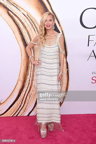 Designer Rachel Zoe attends the 2016 CFDA Fashion Awards at the Hammerstein Ballroom on June 6 2016 in New York City