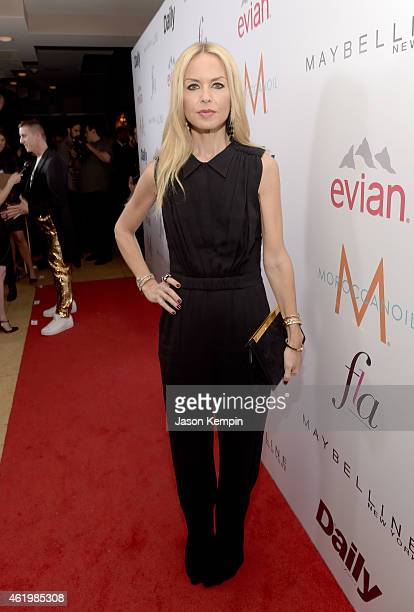 Designer Rachel Zoe attends The DAILY FRONT ROW Fashion Los Angeles Awards Show at Sunset Tower on January 22 2015 in West Hollywood California