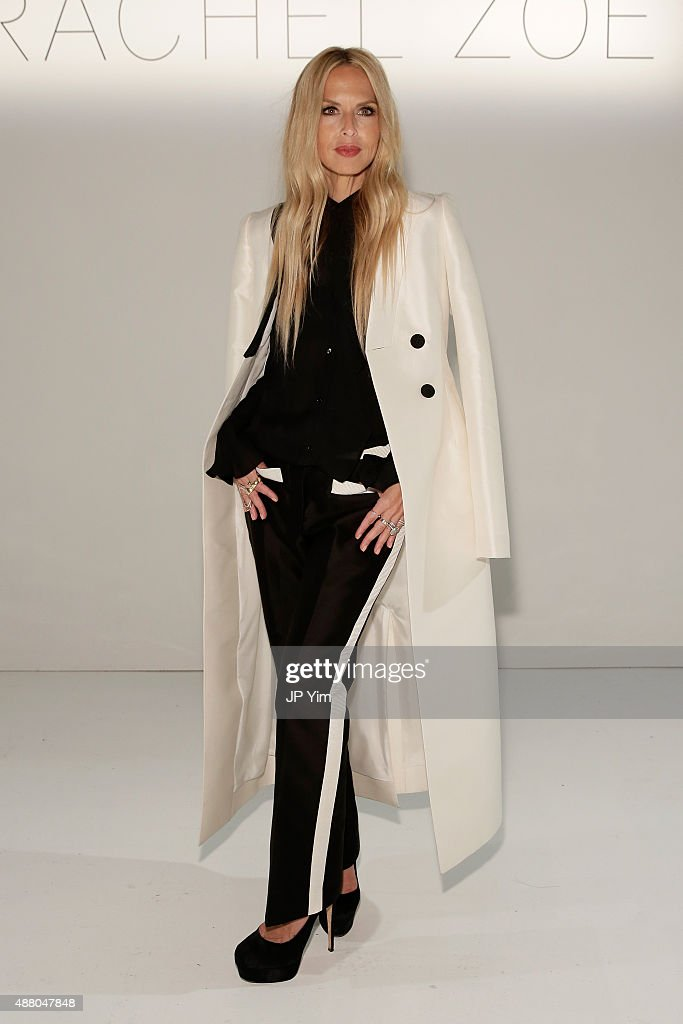 Rachel Zoe - Presentation - Spring 2016 New York Fashion Week: The Shows